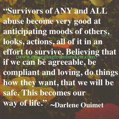 Narcissistic Abuse Survivors